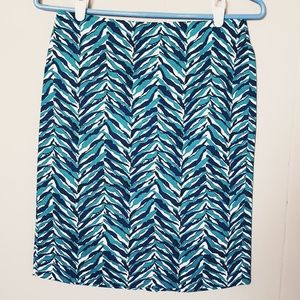 Talbots Working Party skirt Size 2P